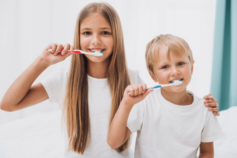 How To Get Your Child Brush Their Teeth Regularly?